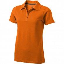 Dámská polokošileeller, oranžová