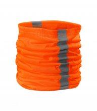 HV Twister šátek unisex, reflexní oranžová