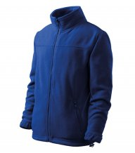 Jacket fleece dětský, královská modrá