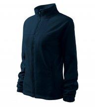 Jacket fleece dámský, námořní modrá