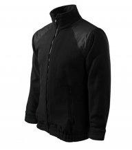 Jacket Hi-Q fleece unisex, černá