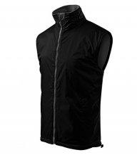 Body Warmer vesta pánská, černá