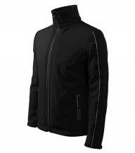 Softshell Jacket bunda pánská, černá
