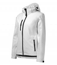 Performance softshellová bunda dámská, bílá