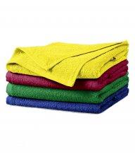 Terry Towel ručník unisex, středně zelená