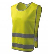 Classic Safety Vest bezpečnostní vesta unisex, reflexní žlutá