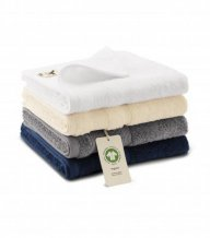 Organic ručník unisex, bílá