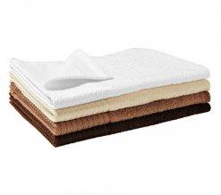 Bamboo Golf Towel malý ručník unisex, bílá