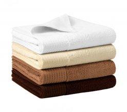 Bamboo Towel ručník unisex, bílá