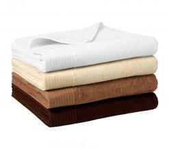 Bamboo Bath Towel osuška unisex, bílá