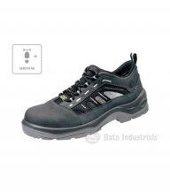Tigua W sandále unisex, tmavě šedá