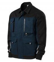 Woody pracovní bunda pánská, námořní modrá