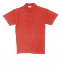 """""""Ultra Cotton"""" polokošile pique, červená"""