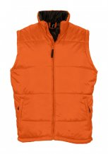 """""""Warm"""" vesta, oranžová"""