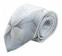 """""""Suboknot"""" kravata pro sublimaci, bílá"""