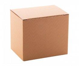 """""""CreaBox Mug A"""" krabičky na zakázku, bílá"""