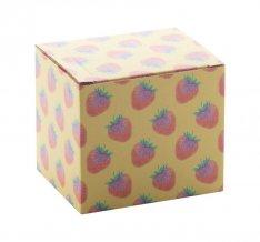 """Creabox Mug V"" krabičky na zakázku, bílá"