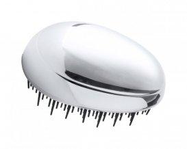 """""""Tramux"""" kartáč na vlasy, stříbrná"""