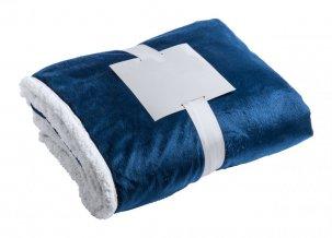 """""""Lerten"""" deka, tmavě modrá"""