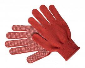 """""""Hetson"""" rukavice, červená"""