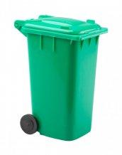 """""""Dustbin"""" stojan na psací potřeby, zelená"""