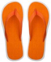 """""""Cayman"""" plážové žabky, oranžová"""