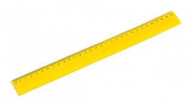 """""""Flexor"""" pravítko, žlutá"""