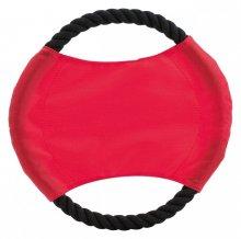 """""""Flybit"""" frisbee pro psy, červená"""