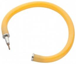 """""""Flexiroll"""" ohebné kuličkové pero, žlutá"""