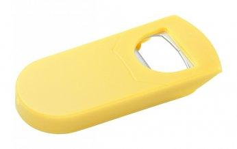 """""""Kyo"""" otvírák na láhve, žlutá"""