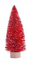 """""""Donner"""" vánoční stromeček, červená"""