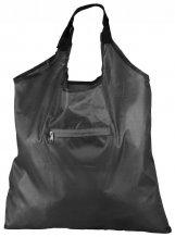 """""""Kima"""" skládací nákupní taška, černá"""