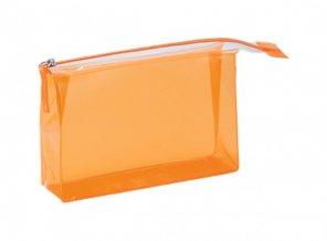 """""""Lux"""" kosmetická taška, oranžová"""