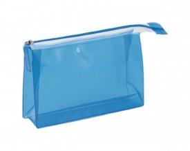"""Lux"" kosmetická taška, modrá"