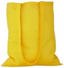 """""""Geiser"""" bavlněná nákupní taška, žlutá"""