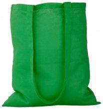 """""""Geiser"""" bavlněná nákupní taška, zelená"""