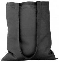 """""""Geiser"""" bavlněná nákupní taška, černá"""