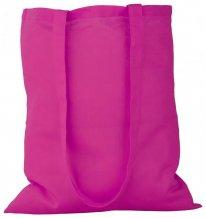 """""""Geiser"""" bavlněná nákupní taška, růžová"""
