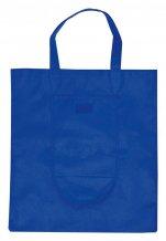 """""""Konsum"""" skládací nákupní taška, modrá"""