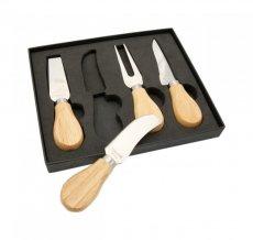 """""""Koet"""" sýrový set nožů, přírodní"""