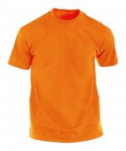 """""""Hecom"""" barevné tričko pro dospělé, oranžová"""