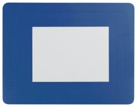 """Pictium"" podložka pod myš s fotorámečkem, modrá"