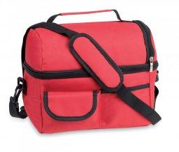 """""""Bemel"""" chladící taška, červená"""