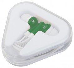 """""""Surix"""" sluchátka, zelená"""