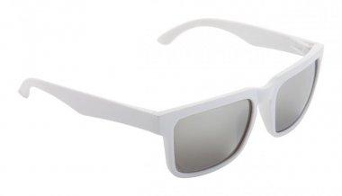 """""""Bunner"""" sluneční brýle, bílá"""
