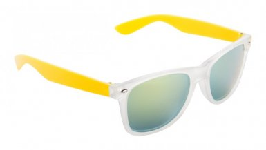 """""""Harvey"""" sluneční brýle, žlutá"""