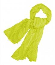 """Hornap"" dámská šála, žlutá"
