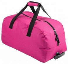 """""""Bertox"""" sportovní taška na kolečkách, růžová"""