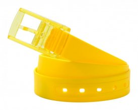 """""""Kyiss"""" silikonový pásek, žlutá"""