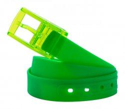 """Kyiss"" silikonový pásek, zelená"